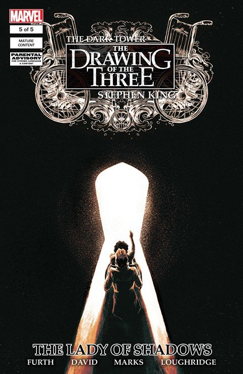 The Dark Tower – The Drawing of the Three – The Lady of Shadows #5