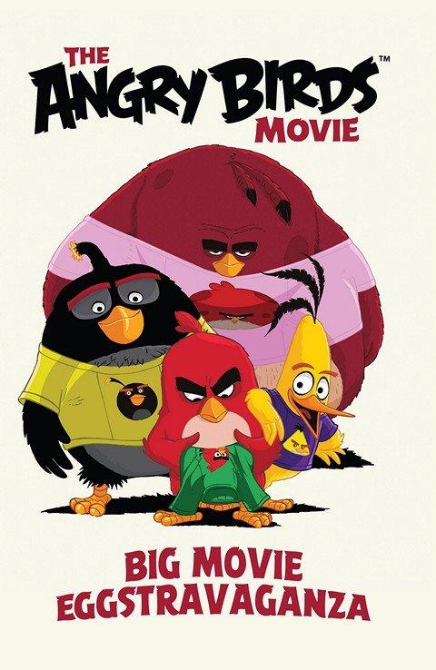 Angry Birds – Big Movie Eggstravaganza
