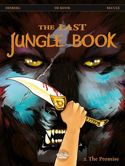 The Last Jungle Book #2 – The Promise