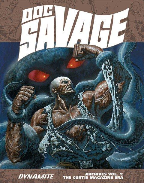 Doc Savage Archives Vol. 1 – The Curtis Magazine Era