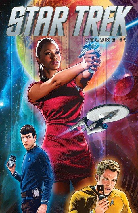 Star Trek Vol. 11 (TPB) (2016)