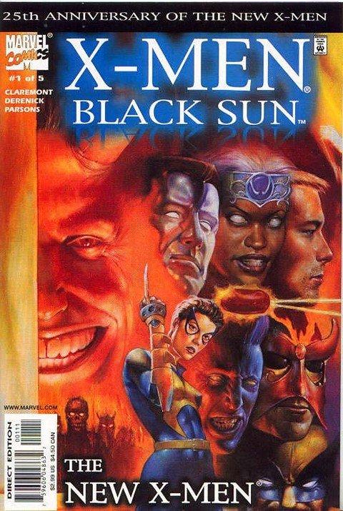 X-Men – Black Sun #1 – 5
