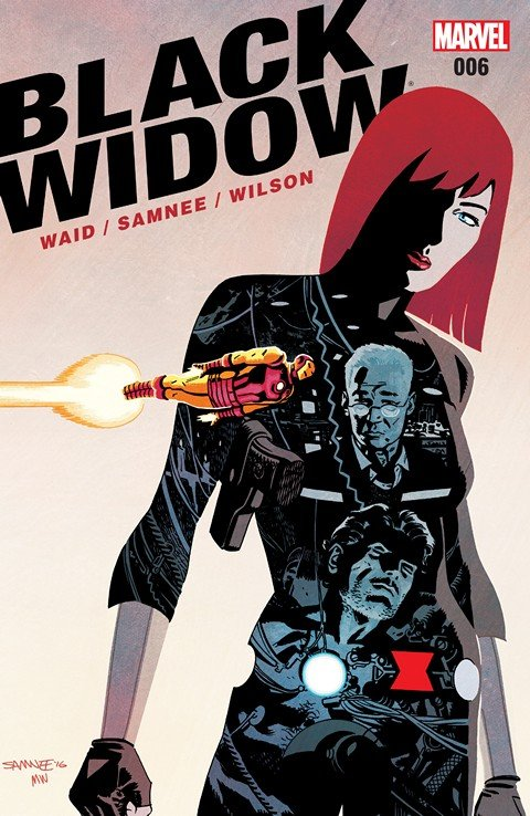 Black Widow #6 (2016)