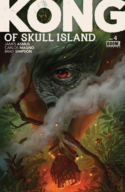 Kong Of Skull Island #4 (2016)