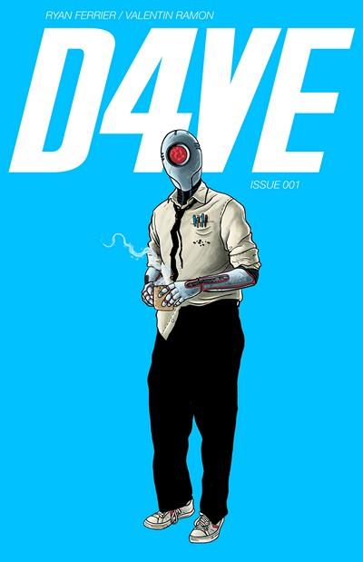 D4VE #1 – 5 (2013-2014)