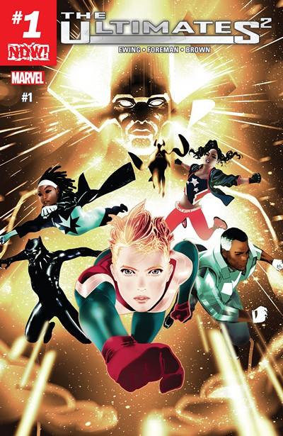 Ultimates 2 #1 (2016)