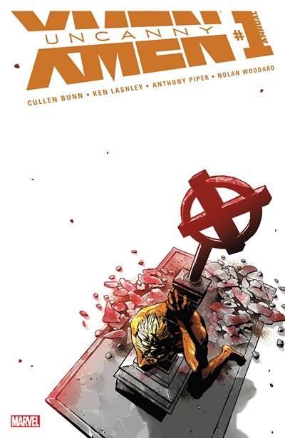 Uncanny X-Men Annual #1 (2017)