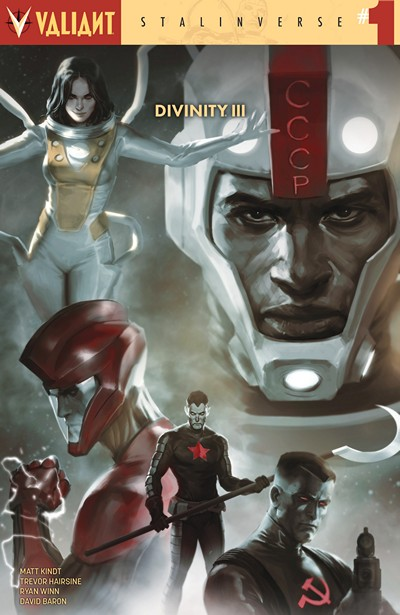 Divinity III – Stalinverse #1 (2016)