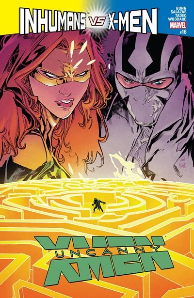 Uncanny X-Men #16 (2016)