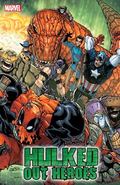 World War Hulks – Hulked Out Heroes (2016)