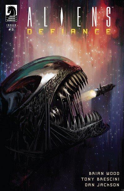Aliens – Defiance #9 (2017)