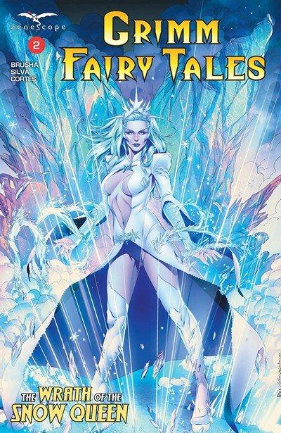 Grimm Fairy Tales Vol. 2 #2 (2017)