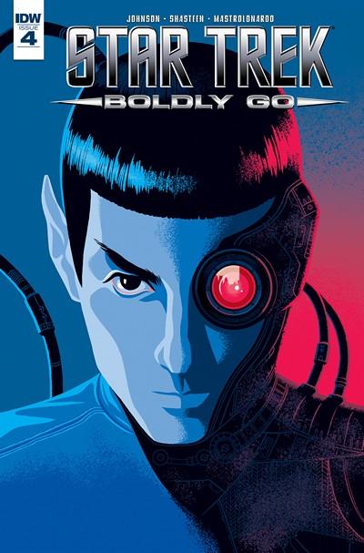 Star Trek Boldly Go #4 (2017)