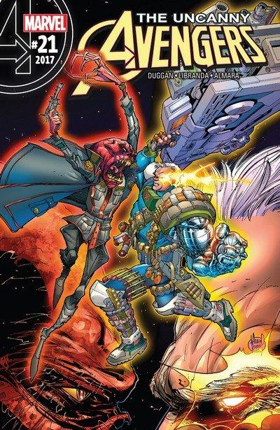 Uncanny Avengers #21 (2017)