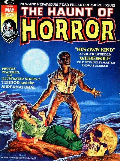Haunt of Horror #1 – 5 (1974-1975)
