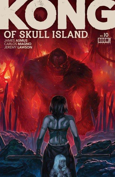 Kong Of Skull Island #10 (2017)
