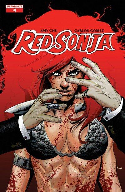 Red Sonja Vol. 4 #4 (2017)