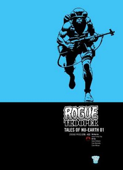 Rogue Trooper – Tales of Nu-Earth Vol. 1 – 4 (2010-2014)