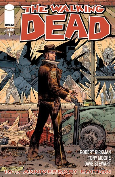 The Walking Dead Comics 1 193 2003 2019 Getcomics