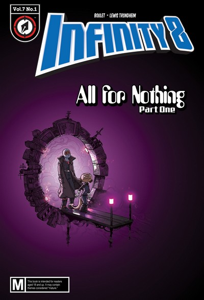 Infinity 8 #19 – All for Nothing (2020)
