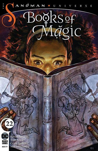 Books of Magic #22 (2020)