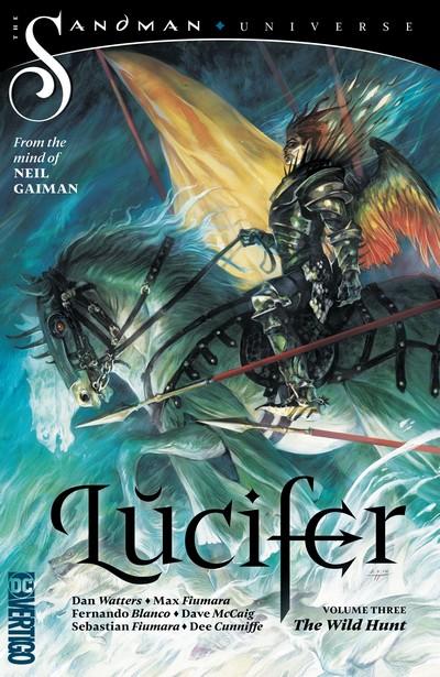 Lucifer Vol. 3 – The Wild Hunt (TPB) (2020)