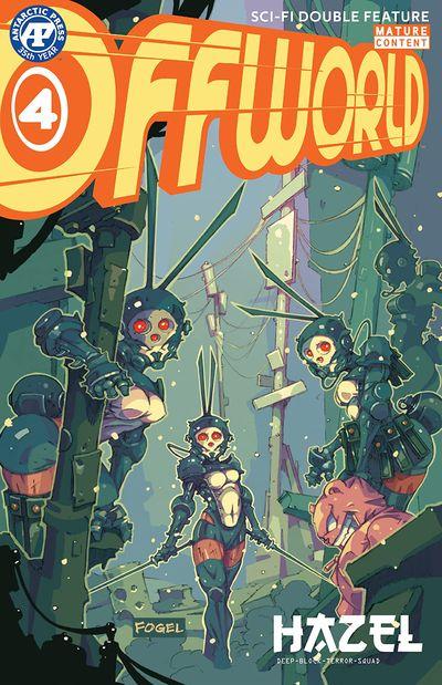 Offworld #4 – 7 (2020)