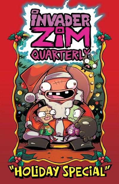 Invader Zim Quarterly #3 – Holiday Special (2020)