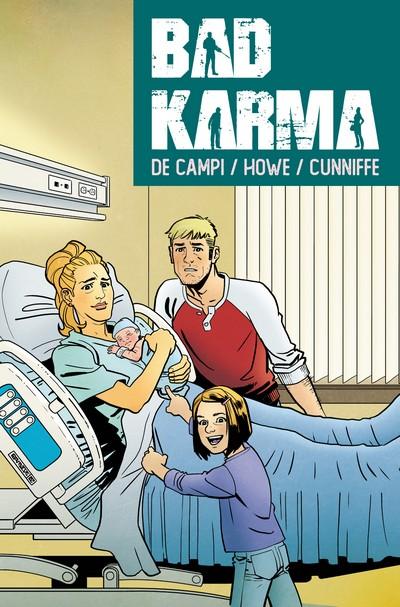 Bad Karma #3 (2020)