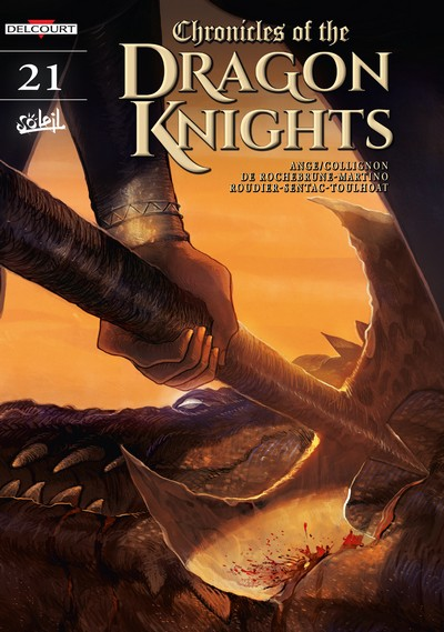 Chronicles of the Dragon Knights #21 – The Slaying Axe (2019)