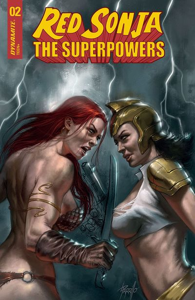 Red Sonja – The Super Powers #2 (2021)