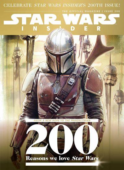 Star Wars Insider #200 (2021)