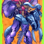 Transformers – Beast Wars – Sourcebook #1 – 4 (2007)