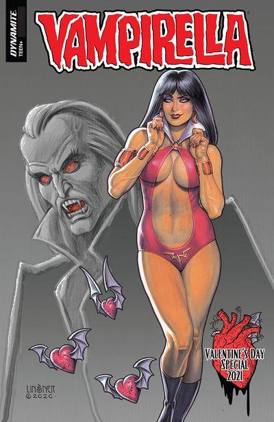 Vampirella Valentine's Special One-Shot (2021)