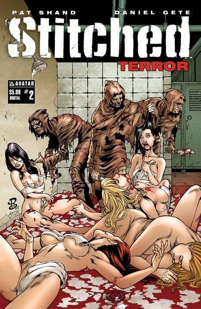 Stitched – Terror #2 (2019)