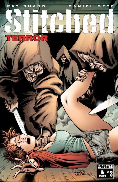 Stitched – Terror #3 (2019)