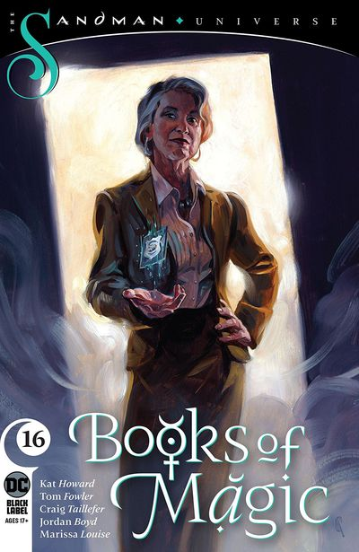 Books Of Magic #16 (2020)