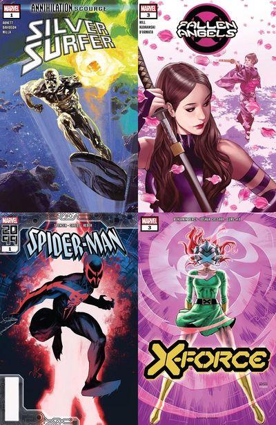 2019.12.11 Marvel Week+