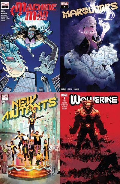 2020.02.19 Marvel Week+
