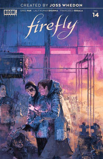 Firefly #14 (2020)