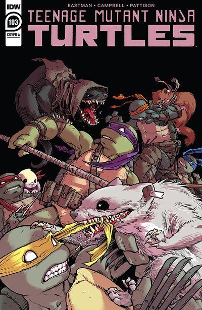 Teenage Mutant Ninja Turtles #103 (2020)