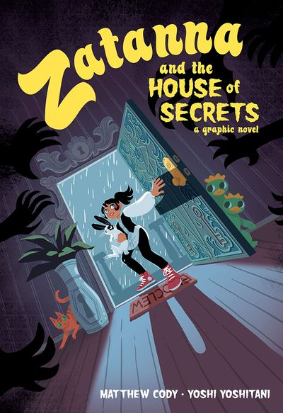 Zatanna and the House of Secrets (2020)