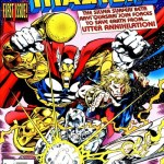 Star Masters #1 – 3 + Cosmic Powers Unlimited #4 – 5 (1995-1996)