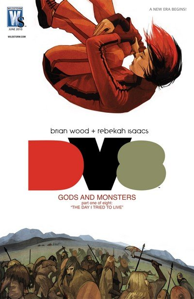 DV8 – Gods and Monsters #1 – 8 (2010-2011)