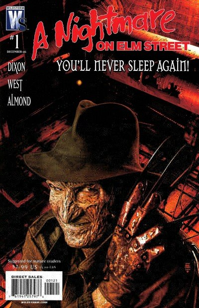 A Nightmare on Elm Street (Comics Collection) (1991-2007)