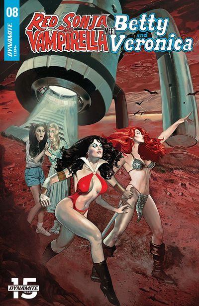 Red Sonja And Vampirella Meet Betty And Veronica #8 (2020)