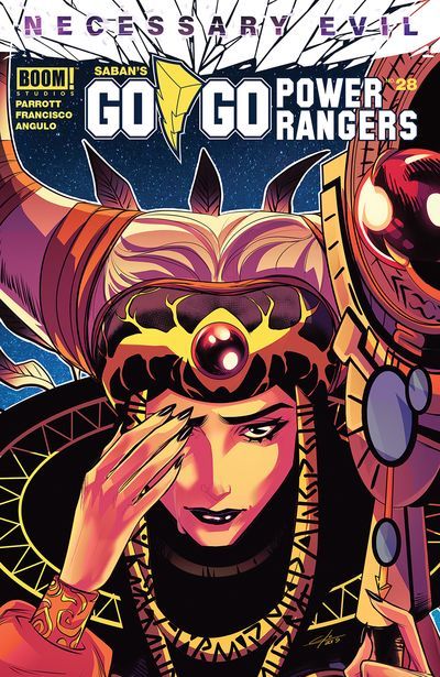 Go Go Power Rangers #28 (2020)