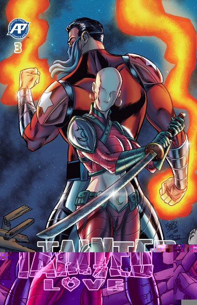 Tainted Love #3 (2019)
