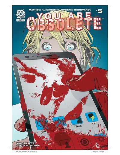 You Are Obsolete #5 (2020)