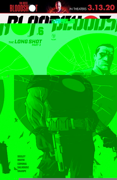 Bloodshot #6 (2020)